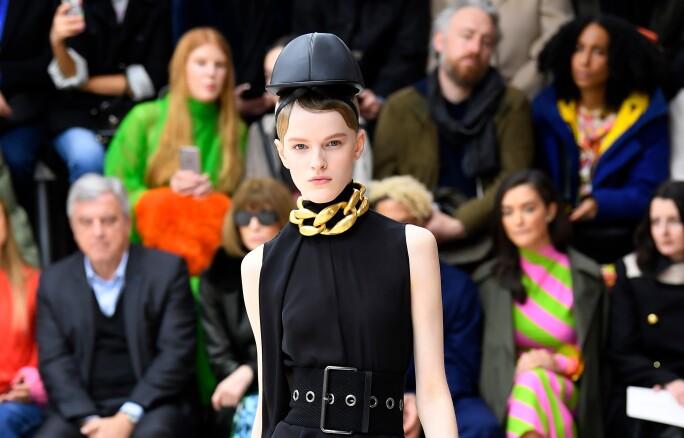 JW Anderson show, Runway, Fall Winter 2019, London Fashion Week, UK - 18 Feb 2019