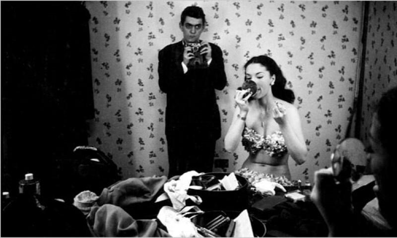 Stanley Kubrick for Look Magazine, Rosemary Williams, Show Girl, 1949