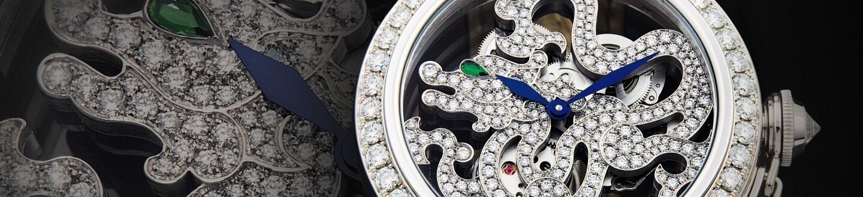 蘇富比近年的卡地亞鐘錶拍賣成績