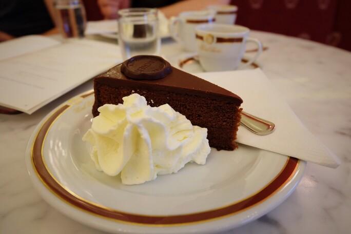 Vienna_Sacher Cake