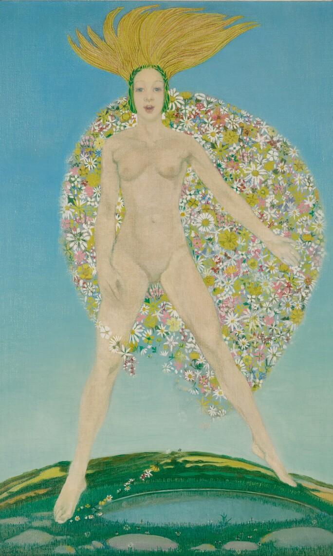 Gluck, Flora's Cloak. Estimate £100-150,000