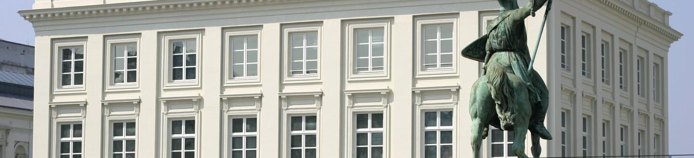 Exterior View, Musée Magritte Museum, Musées Royaux Des Beaux-Arts de Belgique
