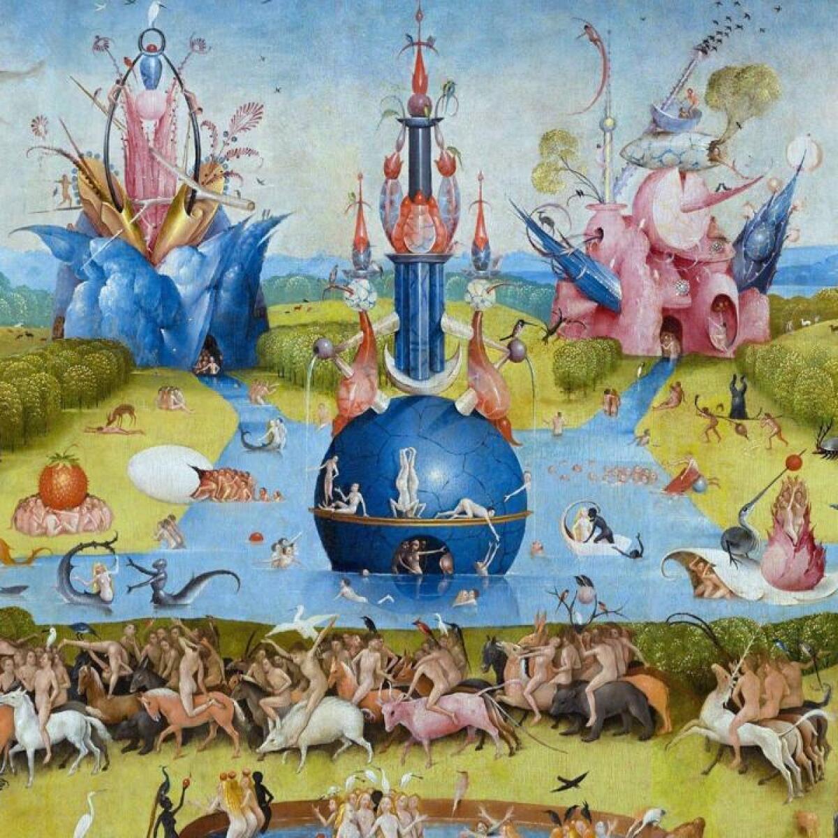 2e7c7a82f1e Hieronymus Bosch s  The Garden of Earthly Delights