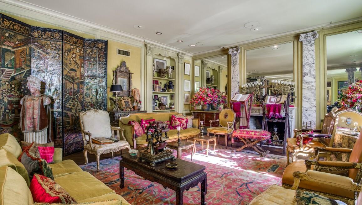 Peek Inside The Legendary Fort Worth Home Of Martha Hyder