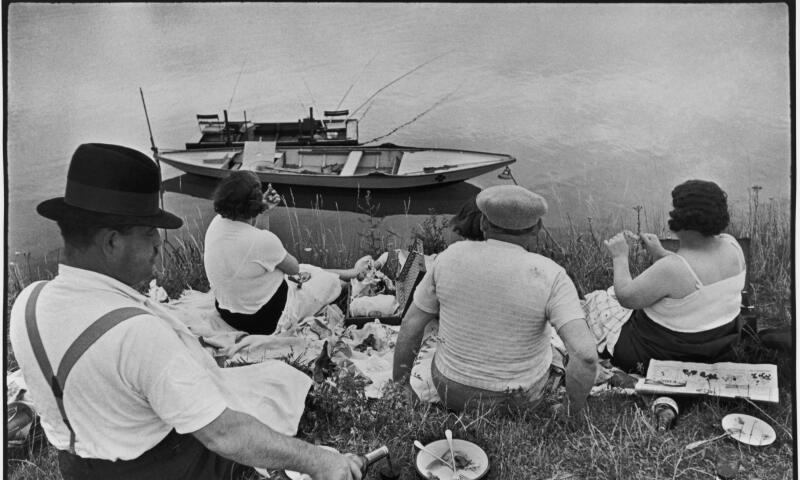 Henri Cartier-Bresson, The Decisive Moment