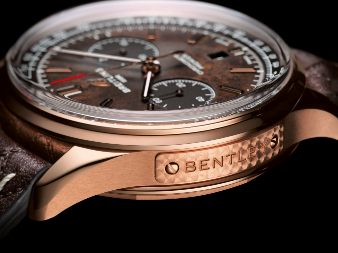 Breitling Premier Bentley Centenary Edition -B01-Chronograph-Gold