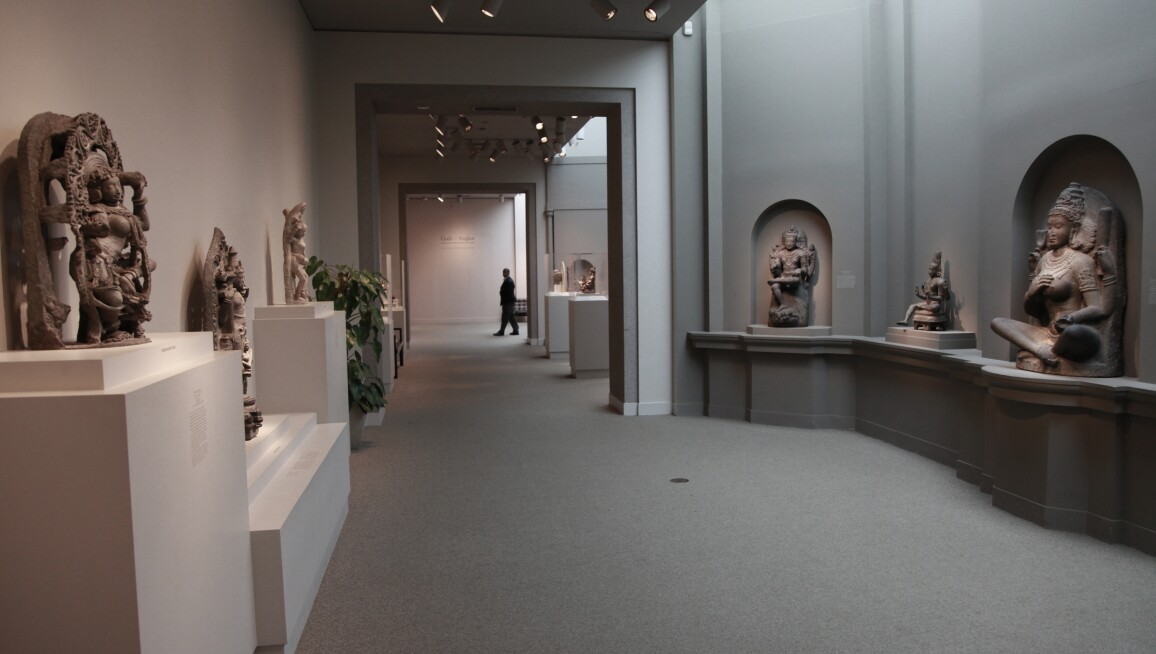 Sculpture of South Asia and the Himalayas, Arthur M Sackler Gallery