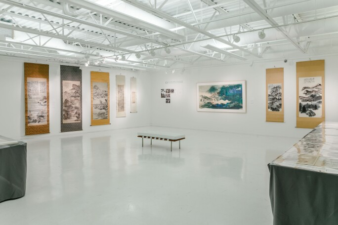 Sotheby's Preview of the Chew Family Collection of Chinese Paintings at NanHai Art