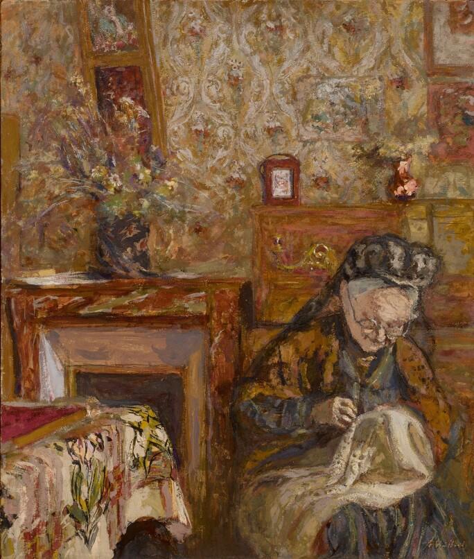 10067 Vuillard, Madame Vuillard cousant à la Closerie des Genêts.jpg