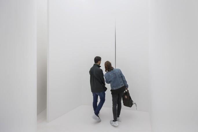 Lucio Fontana, Spatial Environment, 1968/2017.