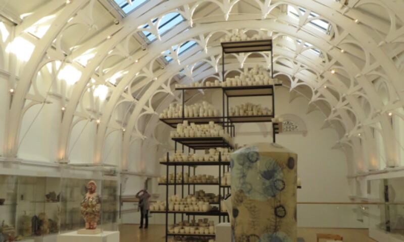 Interior, York Art Gallery