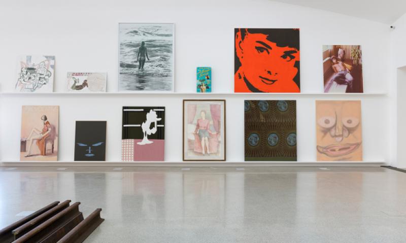 Installation View: Optik Schröder II: Works from the Alexander Schröder Collection