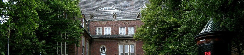 Hamburg Museum Exterior
