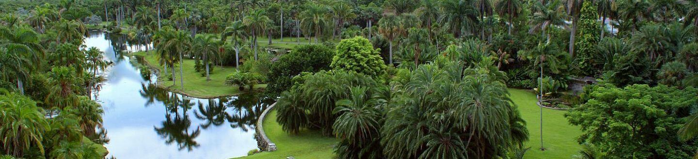 Exterior View, Fairchild Tropical Botanic Garden
