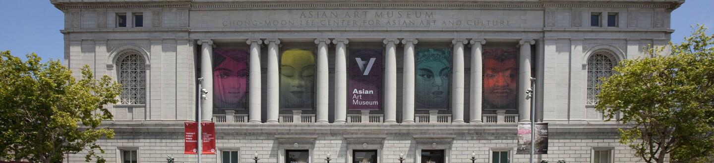 Exterior View, Asian Art Museum