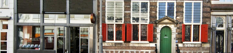 2Museum Het Rembrandthuis, Voorgevel; The Rembrandt House Museum, Exterior.jpg