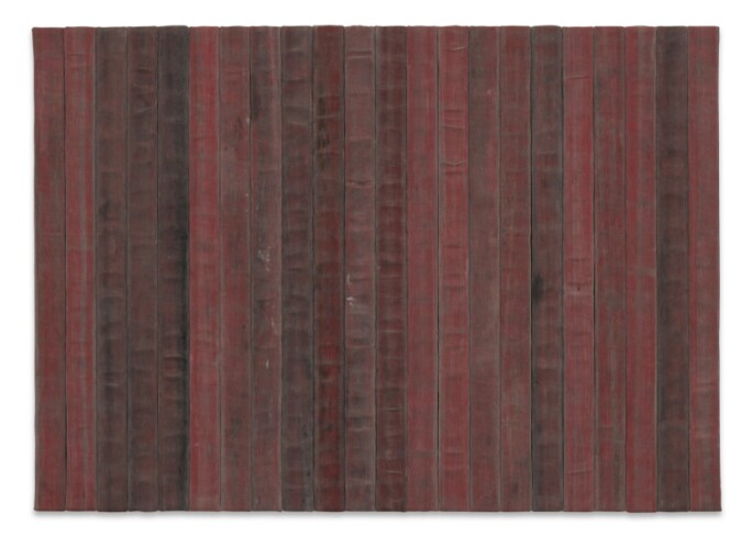 Theaster Gates, A Flag For The Least of Them, Estimate $450,000–500,000