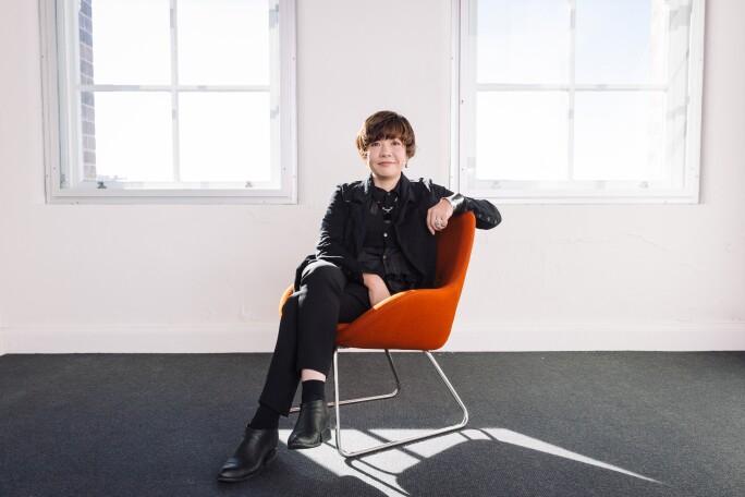 Curator Mami Kataoka