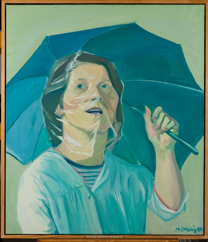 Maria-Lassnig,-Selbstporträt-mit-Regenschirm,-1971.jpg