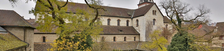 Exterior View, Museum zu Allerheiligen