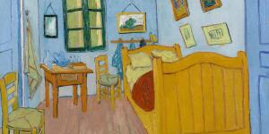 Vincent van Gogh's 'The Bedroom', the Painting that Helped Ease his Most Turbulent Year