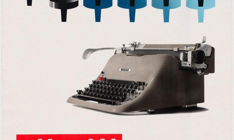 Olivetti Moma Design