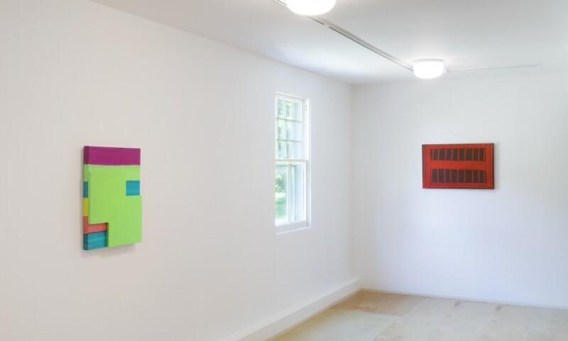 Mary Heilmann, installation view