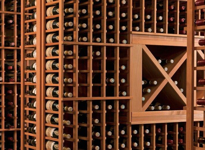 wine cellar - wine retail