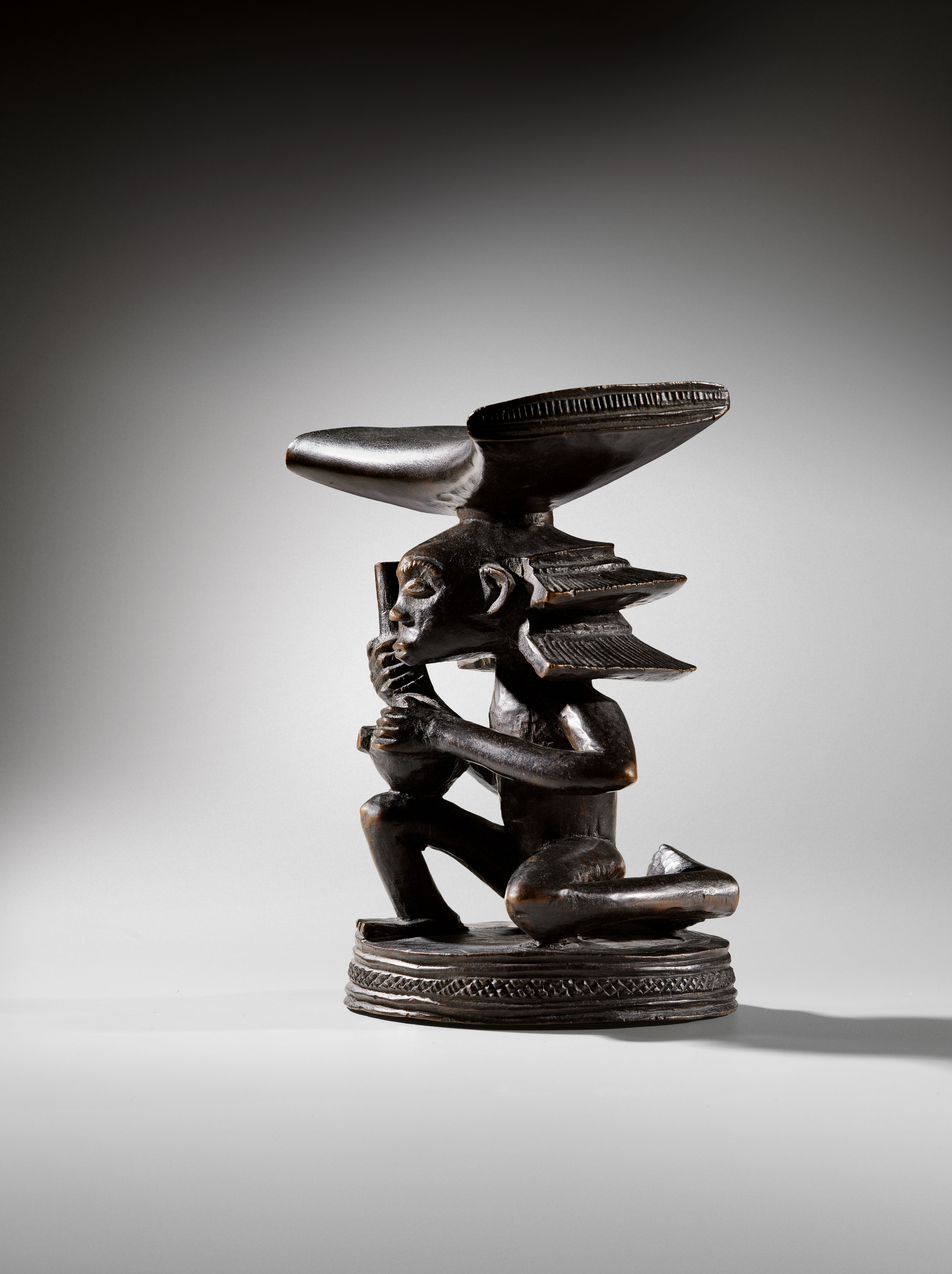 Introducing the frum collection of african art